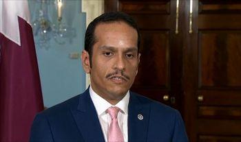 وزیر خارجه قطر: اختلافاتی با ایران داریم