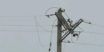 قطعی برق در 2260 روستای سیلزده برطرف شده است