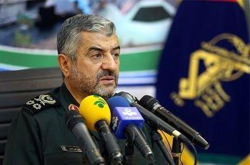 پیام حمله موشکی به کردستان عراق از دید فرمانده سپاه پاسداران: هشدار به دشمنان تا شعاع 2000 کیلومتری ایران