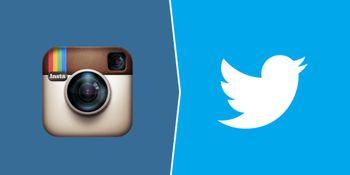 سلبریتی هایی که بیشترین حضور را در توئیتر و اینستاگرام دارند