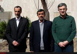 نامه احمدینژاد به کمیسیون اصل 90 برای رسیدگی به وضعیت بقایی