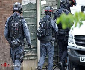 گروگانگیری مسلحانه در منچستر انگلیس