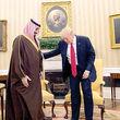 ترامپ، بن سلمان را در مقابل ایران تنها گذاشت؟