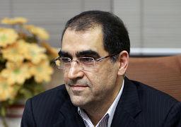 عمل جراحی میرحسین موسوی و زهرا رهنورد توسط وزیر بهداشت
