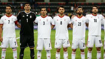 شادی دیدنی بازیکنان تیم ملی ایران در رختکن بعد از برد مراکش +عکس