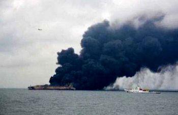 زمان انتقال پیکر جانباختگان نفتکش سانچی به ایران اعلام شد