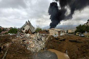ادامه جنگ قره باغ در عراق!