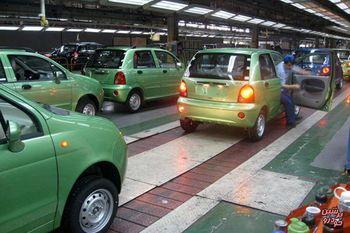 رشد 42 درصدی تولید خودرو در کشور