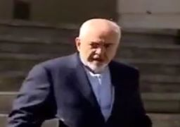واکنش جالب ظریف به خواسته نتانیاهو + عکس