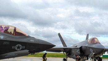 هراس آمریکا از دستیابی روسیه به فناوری جنگنده اف ۳۵