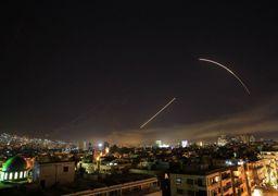 حمله هوایی آمریکا، فرانسه و انگلیس به سوریه /ترامپ: حمله به سوریه برای مقابله با بربریت است/مکرون:نمی توان بردباری کرد/ترزا می: حمله نظامی اجتناب ناپذیر بود /دولت سوریه: 13 موشک را منهدم کردیم /اعلام پایان حملات توسط پنتاگون/واکنش هشدارآمیز روسیه