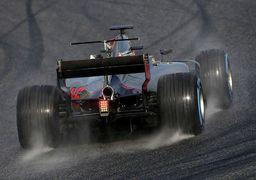 خودروی هیبریدی مرسدس بنز برای مسابقات فرمول یک