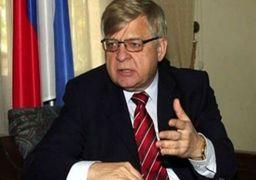 سفیر روسیه از حضور ایران در سوریه دفاع کرد