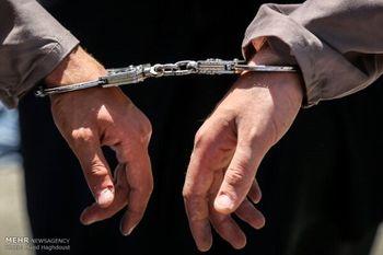 کارمند رشوه بگیر 5 میلیون تومانی دستگیر شد