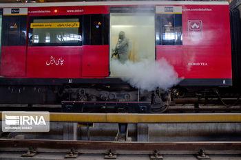 نامه حبیب زاده در مورد حوادث اخیر در مترو