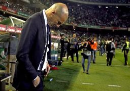 اخراج زیدان از رئال مادرید قطعی شد!