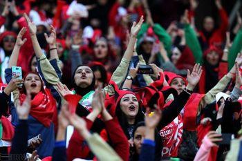 حضور بانوان در ورزشگاه؛ مطالبهای فراگیر