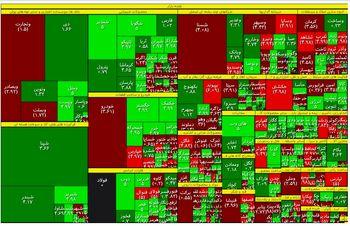 رکورد بیشترین تقاضا و بالاترین رشد قیمت در بورس امروز