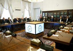 نخستین جلسه شورای عالی هماهنگی اقتصادی به ریاست رئیسجمهوری برگزار شد