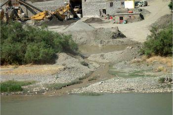 فاجعه در رودخانه های هرمزگان