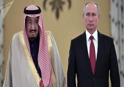 ولادیمیر پوتین وارد عربستان شد