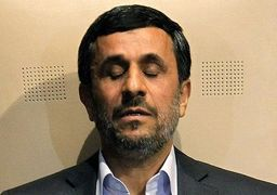 کنایه توئیتری احمدینژاد به روحانی و حسین فریدون