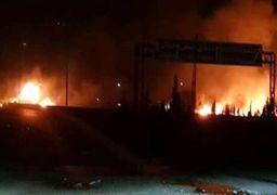 انفجارهای شدیدی دمشق را لرزاند/مقابله پدافند هوایی ارتش سوریه با حملات نامشخص