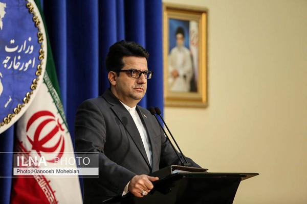 موسوی: جزایر سه گانه جزء لاینفک و ابدی خاک ایران است/ جز ایجاد و تقویت گروههای تروریستی و تکفیری چه کاری در منطقه انجام دادهاید؟