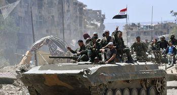 ارتش سوریه وارد شهر منبج شد