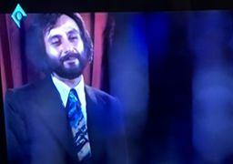 پخش آهنگ و تصویر ابی از تلویزیون + عکس