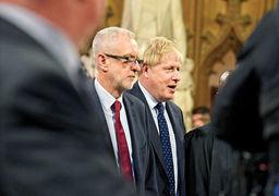 آخرین نظرسنجیها درباره انتخابات بریتانیا