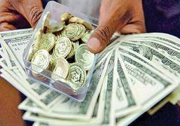 گزارش اقتصادنیوز از بازار طلاوارز پایتخت| مرز حمایتی دلار شکست، سکه تغییر کانال داد/ افزایش شیب نزولی نرخها