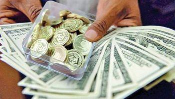 گزارش بازار طلا و ارز تهران؛ توقف سکه درمیانه کانال ۶ میلیونی؟