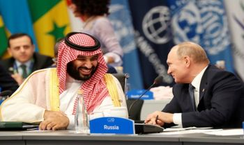 توافق نفتی پوتین و بن سلمان