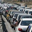 آخرین اخبار از جادههای کشور؛ ترافیک پرحجم در محور کرج-چالوس