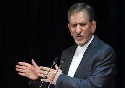 جهانگیری: ایران اهل جنگافروزی نیست اما زیر بار حرف زور هم نمیرود