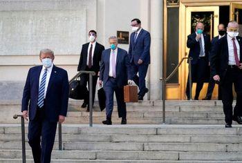 سی ان ان: حامیان ترامپ در کاخ سفید عقبنشینی را آغاز کردند