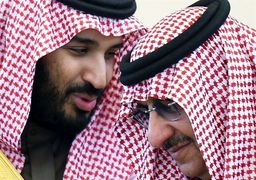 ولیعهد برکنار شده سعودی سرانجام در انظار عمومی ظاهر شد + عکس