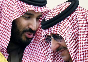 گزارش نیویورک تایمز از شبی که محمد بن سلمان ولیعهد شد