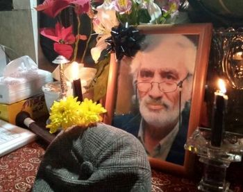 صفر خواجویراد، روزنامهنگار، درگذشت