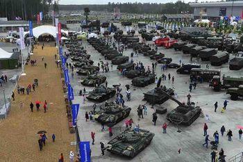 امیدواری روسیه در زمینه امضای صدها میلیون دلار قرارداد فروش اسلحه