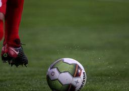عدم تغییرگروه تیم ملی فوتبال المپیک ایران در آسیا