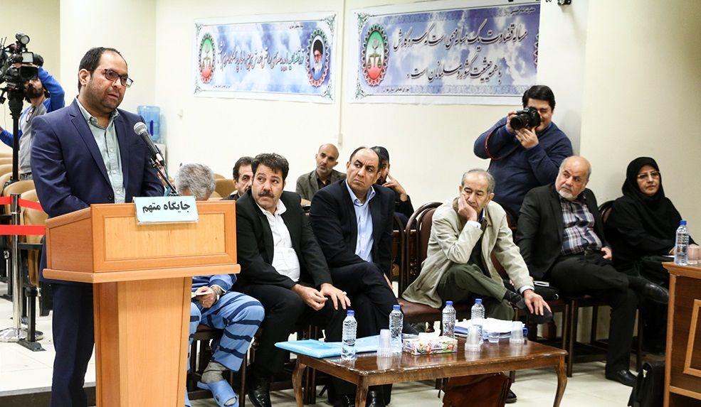 پای داماد وزیر اسبق صنعت هم به دادگاه مفاسد اقتصادی باز شد!