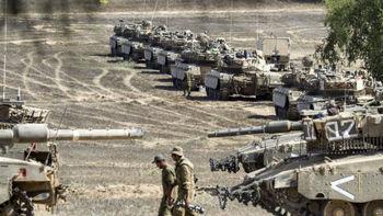 نیروهای اسرائیل در مرز لبنان به حالت آماده باش درآمدند