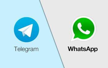 هشدار مؤسس تلگرام درباره خطر استفاده از واتس اپ