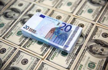 قیمت دلار، سکه و نرخ ارز پنجشنبه 6 اردیبهشت / یورو ارزان شد