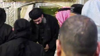 خبر جدید از ابوبکر البغدادی
