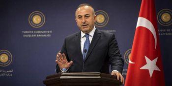 واکنش وزیرخارجه ترکیه به تحریم هالکبانک