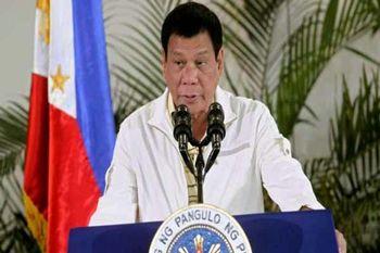فیلیپین چین را تهدید به اعلام جنگ کرد