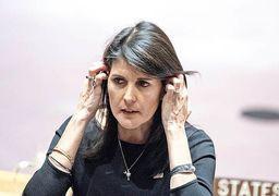 ادعای «نیکی هیلی» درباره زاندانیان سیاسی در ایران